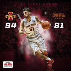 Iowa State Basketball, First Round, Country, Rural Area, Country Music