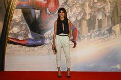 Goya Toleado esperando para ver #SpiderMan