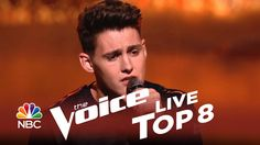 "The Voice 2014 Top 8 - Ryan Sill: ""Open Arms"""
