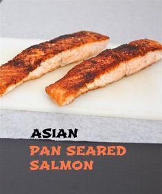 how to pan sear fish