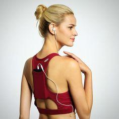 RAINED-Women Cami Sports Bra Standard Tight Fit Full Support Workout Yoga Gym Bra Crop Tanks Running Wirefree Bras
