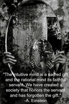 Einstein.  Such a brilliant mind.