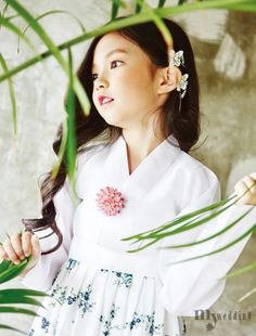 Korean Traditional, Traditional Fashion, Traditional Looks, Traditional Dresses, Korean Dress, Korean Outfits, Kids Outfits, Korean Women, Korean Girl