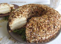 Wianuszek gdański to ciasto z mojego dzieciństwa. Tradycyjnie wypiekany w okresie Wielkanocy, u nas był tak lubiany, że mama piekła ...