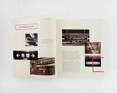 TO Magazine by Julie Do, via Behance