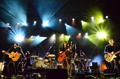 Of Monsters and Men last night at @turfTO ! Photo by Danielle Subject.