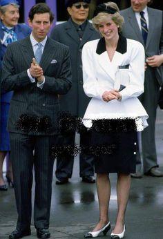 Diana & Charles au Canada _ mai 1986 / Suite
