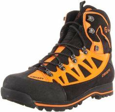 Crispi Men's Ascent Plus GTX Hiking Boot,Black/Orange,10.5 M US Crispi. $299.00