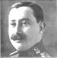 D. José Acuña Díaz Trenchuelo, muerto en  Monte Arruit