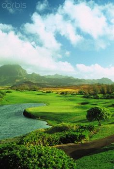 The beautiful Kiele Golf Course, Hawaii. #dream #golf #Sunnybrae