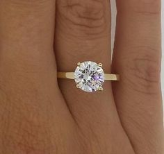 1-5-CT-VS1-F-ROUND-CUT-DIAMOND-SOLITAIRE-ENGAGEMENT-RING-14K-YELLOW-GOLD