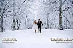 Amy's Daily Dose: Winter Wedding Picture Ideas