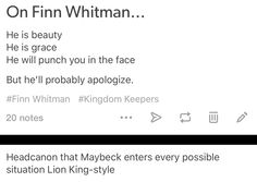 That is FINN for you!!