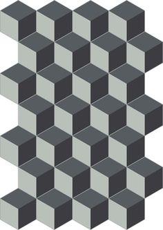 Bisazza cementine grigio18 bisazza cementine pinterest for Bisazza carrelage