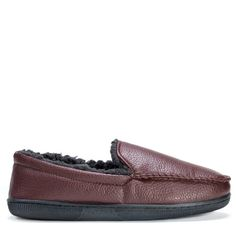 c60f5b29255 Muk Luks Men s Moccasin Slipper Accessories (Brown)  moccasins Mens  Moccasin Slippers