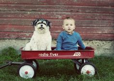 definitely need to get out the old radio flyer