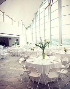HUNTER ART MUSEUM - Chattanooga Wedding Venue