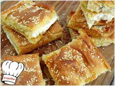 Αλλη μια εξαιρετικα πεντανοστιμη πιτα με τα καταπληκτικα φυλλα της ALFA!!! Αυτη την φορα με καλαμποκαλευρο..απλα θεικο το φυλλο. Δυο ειδων τυρια και δυοσμο να αφηνουν την καλυτερη γευστικη απολαυση στ Hamburger, French Toast, Recipies, Bread, Cooking, Breakfast, Food, Easter, Recipes