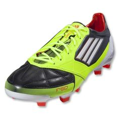 a03a4cf2b adidas F50 adizero TRX FG Soccer Shoe (Leather)  V20272  Phantom White Electricity   154.99 26% OFF