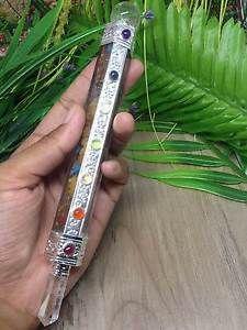 Chakra Orgone Healing Wand Orgone Healing Stick Chakra Healing Points