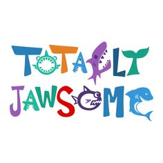 Totally JawSome Shark Jaw SVG Cuttable Design Cut File. Vector, Clipart, Digital Scrapbooking Download, Available in JPEG, PDF, EPS, DXF and SVG. Works with Cricut, Design Space, Cuts A Lot, Make the Cut!, Inkscape, CorelDraw, Adobe Illustrator, Silhouette Cameo, Brother ScanNCut and other software.