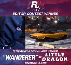 GTA V Music Video Contest Winner Announced