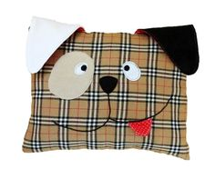how to sew decorative dog pillow free pattern _ 7