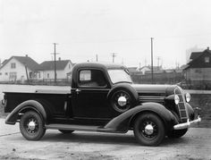 Ram Trucks Vintage Photo Friday | Part II (1936-1941)