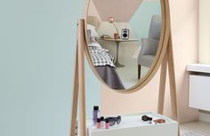 Dulux - Inspiration, advice and information about decorating with Dulux paints and creating colour schemes Blue Hallway, Dulux Paint, Peppermint Candy, Paint Colours, Colour Schemes, Accent Colors, Guest Room, Bedroom Ideas, New Homes