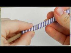 How to Make Korker Ribbon Video Tutorial