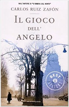 Il gioco dell'angelo, Carlos Ruiz Zafon (Oscar Mondadori 2009) a cura di Micol Borzatta Best Books To Read, I Love Books, Good Books, My Books, Freedom Life, Reading Challenge, Film Music Books, Ibs, Book Quotes