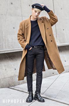 this coat is sick