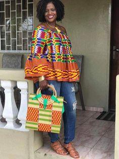 African American Fashion Blazer And Skirt Latest African Styles, Latest African Fashion Dresses, African Print Dresses, African Dress, African Blouses, African Tops, African Women, African American Fashion, African Print Fashion