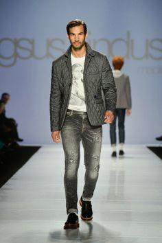 Male Fashion Trends: G-SUS Autumn-Winter 2014 | World Mastercard Toronto Fashion Week