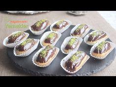 Çikolatalı Ekler Nasıl Yapılır -En lezzetli ve Garantili Ekler Tarifi/ Hayalimdeki Yemekler - YouTube