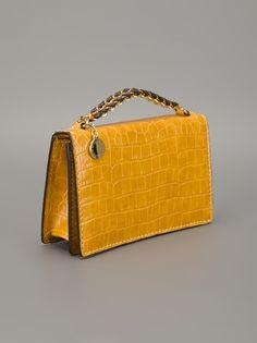 STELLA MCCARTNEY - croc-effect handbag