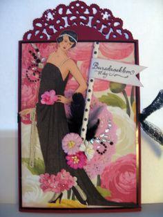 Bikuben blogg: Damekort med Tove Strand Bjørgan Cards, Inspiration, Biblical Inspiration, Maps, Playing Cards, Inspirational, Inhalation