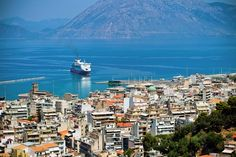 Greek Shipping Minister Panagiotis Kouroumplis has approved two projects aimed to modernize the Port of Patra in the northern Peloponnese. Menorca, Ireland Travel, Greece Travel, Cheap Flights And Hotels, Hotel Packages, Vacation Packages, Relax, Flight And Hotel, Best Cities