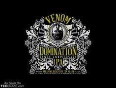 Venom IPA T-Shirt Designed by cod designs