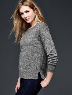 Brooklyn pullover sweater
