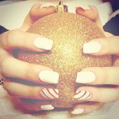 Nails for Xmas