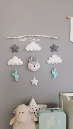 Baby Girl Nursery Room İdeas 389209592798530787 - Fox Branch Branche renard Source by aderach Baby Diy Projects, Baby Crafts, Sewing Projects, Sewing Ideas, Baby Bedroom, Baby Boy Rooms, Room Baby, Diy Bebe, Nursery Room Decor