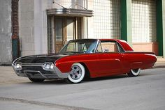 1963 Ford Thunderbird $15,000.00