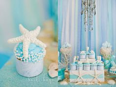 The Party Wagon - Blog - UNDER THE SEA~ MERMAID PARTY