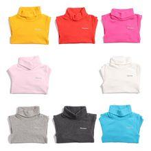 ff724421ee8 Взрывы скидки новые детская одежда детей увеличилось шерсть рубашка с  длинным рукавом футболка нижнее белье в