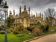El Royal Pavilion (Brighton, Inglaterra)
