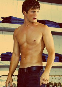 Matt Lanter :O Why hello there...