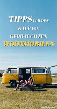 Die Deutschen entdecken das Campen immer mehr für sich, die Branche boomt, viele legen sich einen Campervan oder einen Caravan zu. Aber worauf sollte ich beim Kauf eines gebrauchten Wohnwagens oder -mobils achten? TRAVELBOOK zeigt Tipps und Tricks.