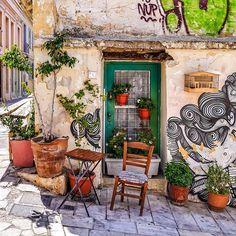#athens #plaka #greece