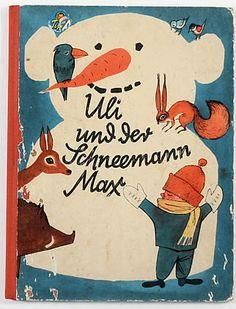 キュリオブックス 【Uli und der Schneemann Max】